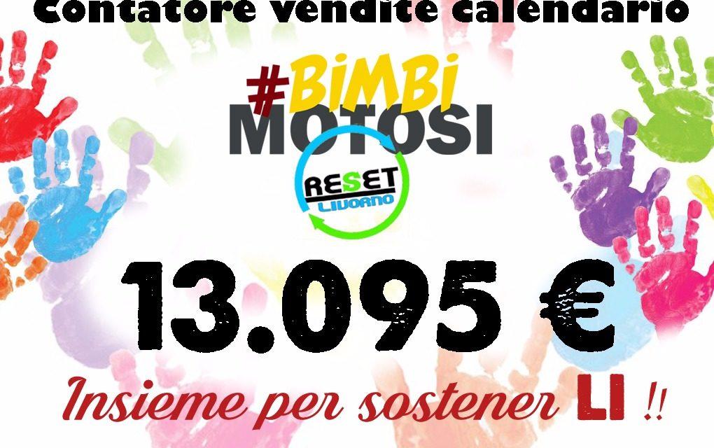 11.595€ GRAZIE LIVORNO e GRAZIE anche PISA!!