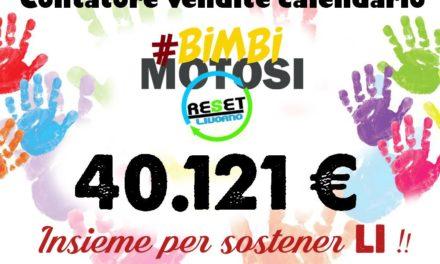 Superato i 40.000 euro !!!!
