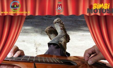 TUTTI PER LIVORNO – DOMENICA 28/01/2018 dalle 16:30 al Teatro Goldoni Livorno