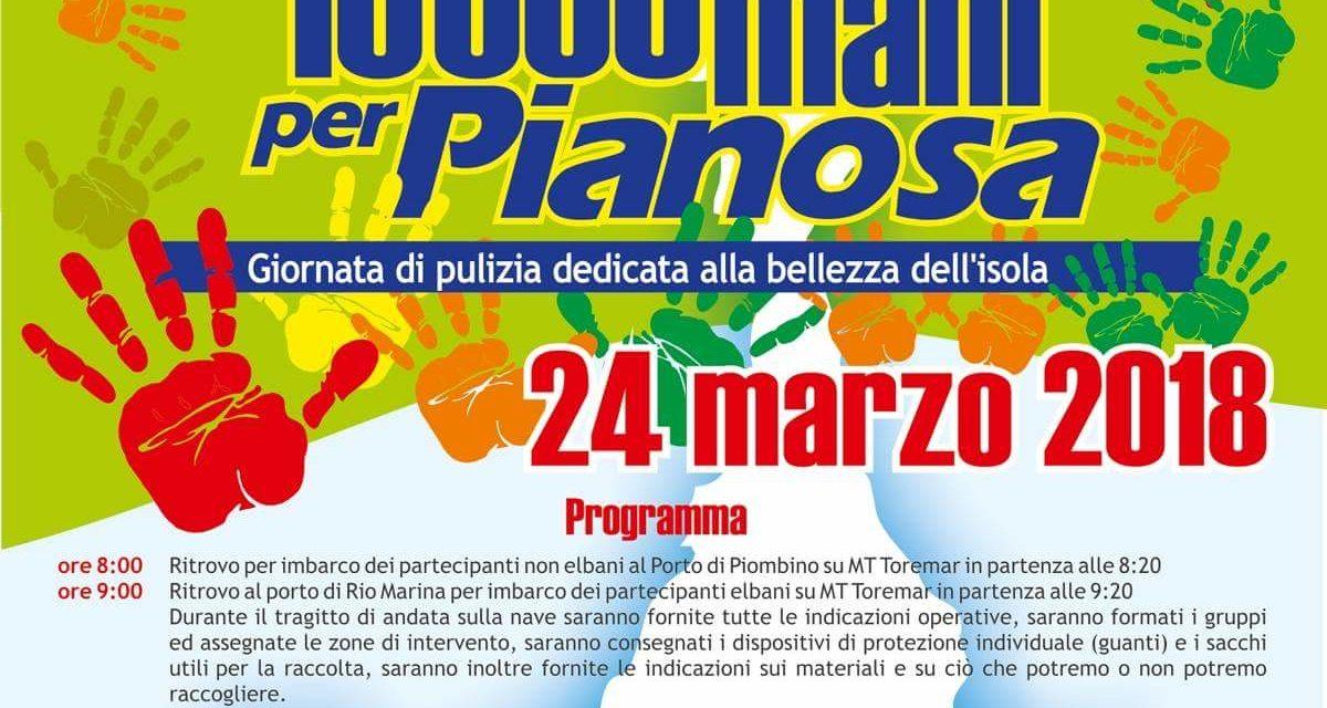 10000 mani per Pianosa