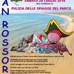 PULIZIE SPIAGGE DEL PARCO DI SAN ROSSORE!