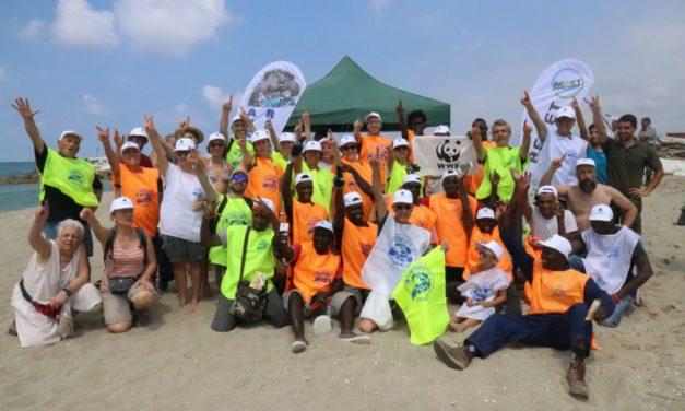 Resoconto visivo: Giornata di pulizia alla spiaggia del Parco di San Rossore Eventi a Pisa