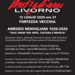 MODIGLIANI LIVORNO 136 anni dalla nascita di Amedeo Modigliani