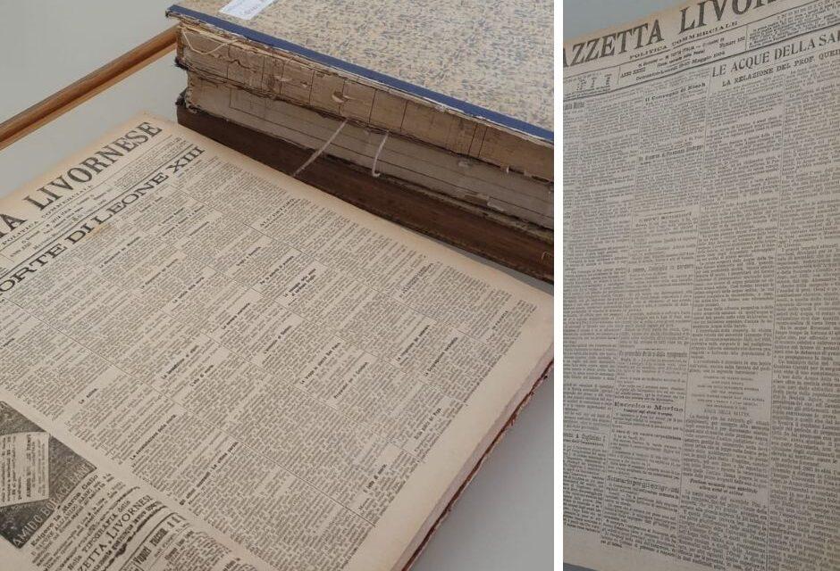 Acque della Salute: la visita del consiglio sanitario nel maggio 1904 e la relazione del professor Queirolo