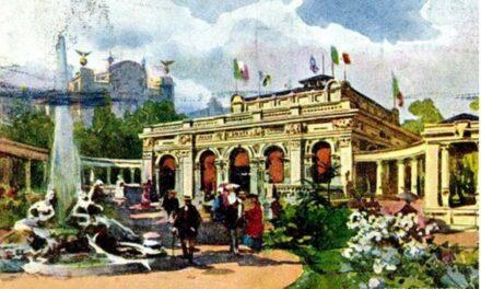 Acque della Salute: il programma dei festeggiamenti per l'inaugurazione del 31 luglio 1904