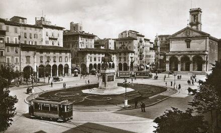 Acque della Salute: 15 luglio 1904, l'inaugurazione della linea Tramviaria