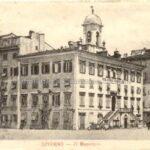 Acque della Salute – il giorno dell'inaugurazione – 31 luglio 1904 – il ricevimento in Municipio